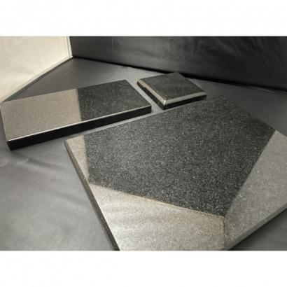 印度黑金石音響石墊2cm
